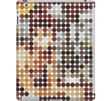 David Bowie, Diamond Dogs, Benday Dots. iPad Case/Skin