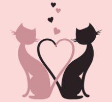 The Love Cats Kids Tee