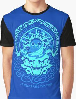 Adventure Time Budha Jack Graphic T-Shirt