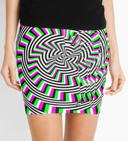 We Came In Peace Mini Skirt