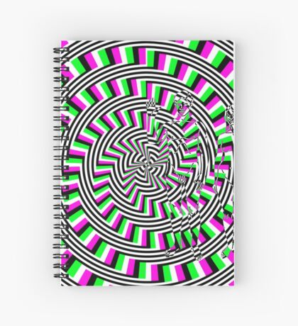 We Came In Peace Spiral Notebook