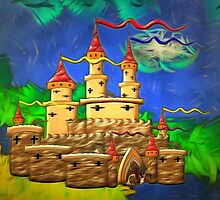 A Medieval Castle for Kids by Dennis Melling