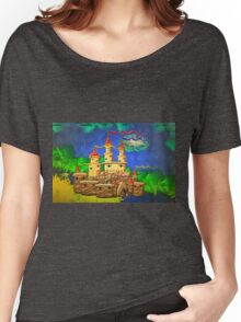 A Medieval Castle for Kids Women's Relaxed Fit T-Shirt