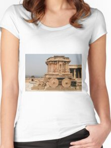 Stone Chariot Women's Fitted Scoop T-Shirt