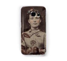 Girl in the Brush Samsung Galaxy Case/Skin