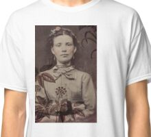 Girl in the Brush Classic T-Shirt