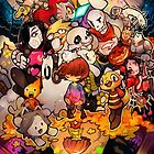 Undertale by oraw3n