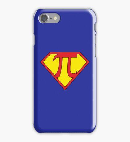 Super Pi iPhone Case/Skin