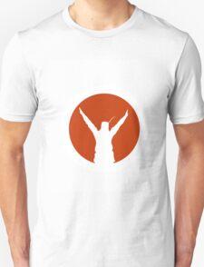 Solaire Silhouette - Praise the Sun! T-Shirt