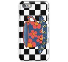 Cup And Saucer iPhone Case/Skin