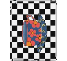 Cup And Saucer iPad Case/Skin