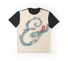 Water Ampersand Graphic T-Shirt
