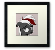 funny which confused me Framed Print
