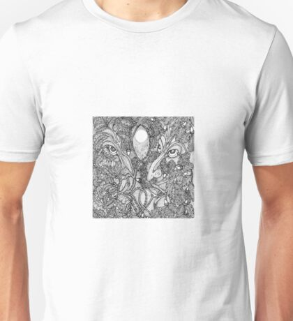And the Holly bears the crown Unisex T-Shirt