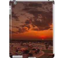 An Overview iPad Case/Skin