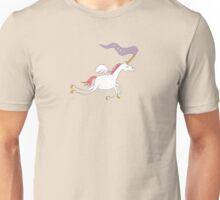 The Discreet Eff-off Unicorn Unisex T-Shirt