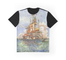 La Citta' Galleggiante Graphic T-Shirt