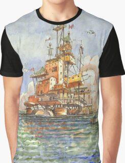 La Citta' Galleggiante Graphic T-Shirt
