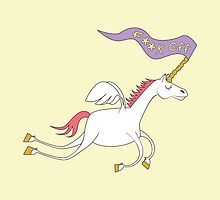 The Discreet Eff-off Unicorn by Brie Alsbury