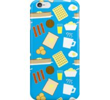 Part of a Balanced Breakfast iPhone Case/Skin