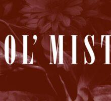 ANTI Aesthetic: Same Ol' Mistakes Sticker