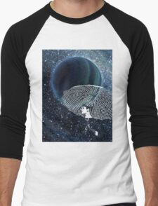 Sparkling Stars Men's Baseball ¾ T-Shirt
