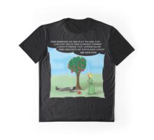 Newton and the Apple 11 Graphic T-Shirt