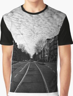 New Year's Day in Amsterdam Graphic T-Shirt