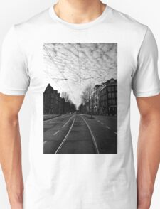 New Year's Day in Amsterdam Unisex T-Shirt