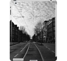 New Year's Day in Amsterdam iPad Case/Skin