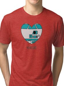 Star Wars - Love  Tri-blend T-Shirt