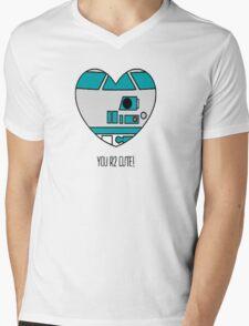 Star Wars - Love  Mens V-Neck T-Shirt