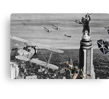King Kong Star Wars  Canvas Print