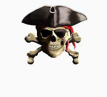 The Jolly Roger Pirate Skull Unisex T-Shirt