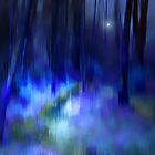 THE ICE BLUE FOREST by leonie7