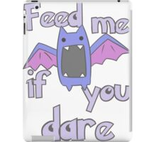 I'm hungry ! iPad Case/Skin