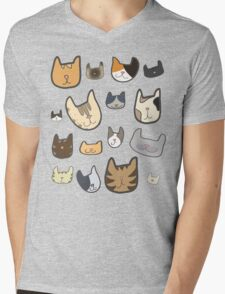 cats, cats, CATS Mens V-Neck T-Shirt