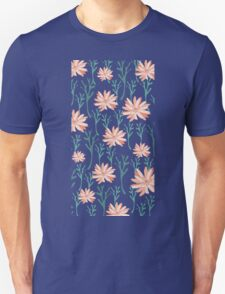 CORAL FLOWERS T-Shirt