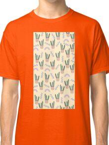 CACTUS CONFETTI Classic T-Shirt