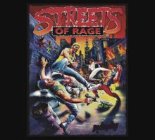 Streets of Rage ★ One Piece - Long Sleeve