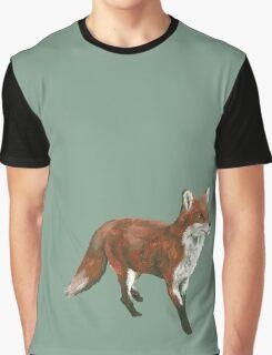 Mr Fox Graphic T-Shirt