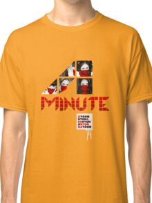 4MINUTE HATE Classic T-Shirt