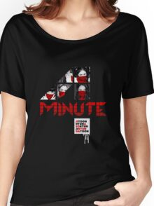 4MINUTE HATE Women's Relaxed Fit T-Shirt