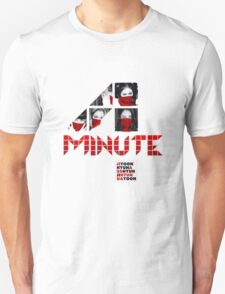 4MINUTE HATE Unisex T-Shirt