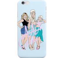 AAA Girls iPhone Case/Skin