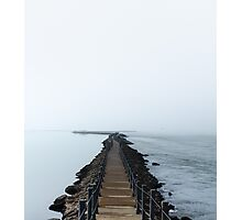 Yin and Yang of the Niagara River Photographic Print
