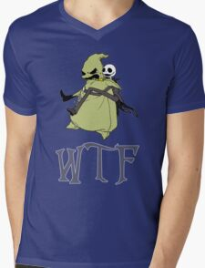The nightmare before Christmas  Mens V-Neck T-Shirt
