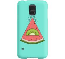 Watermelon X Kiwi Samsung Galaxy Case/Skin