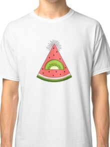 Watermelon X Kiwi Classic T-Shirt