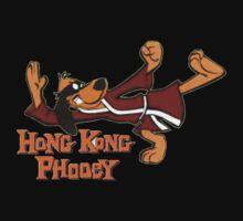 HONG KONG PHOOEY! Baby Tee